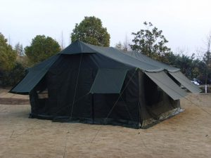 military-tents