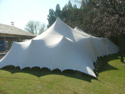 Bedouin Stretch Tents for sale