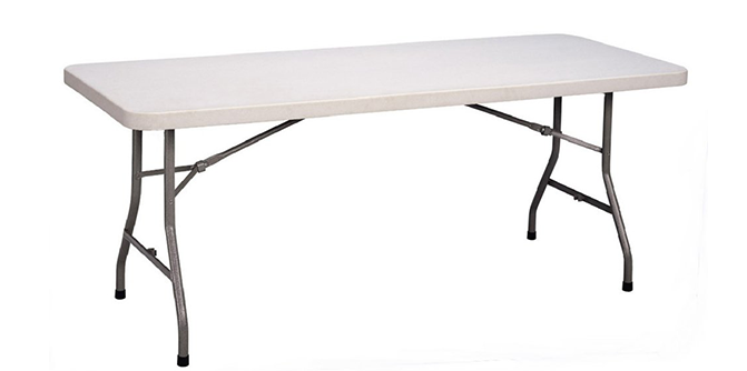 Steel Folding Tables