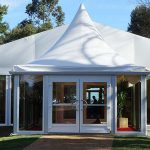 Clear Frame Tent