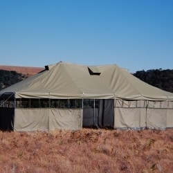 Disaster tent