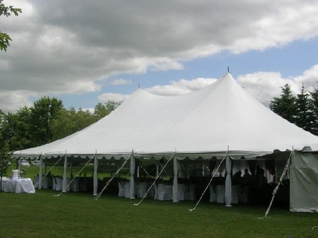Peg & Pole Tent