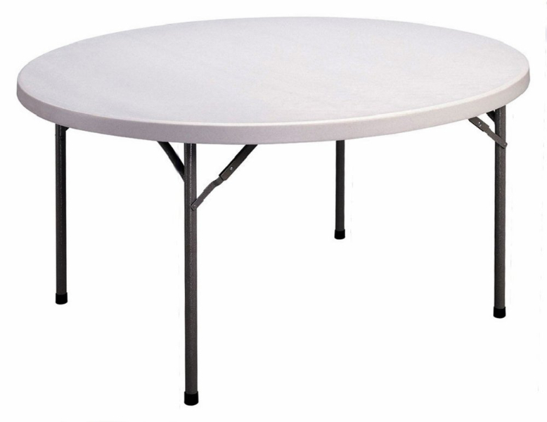 Plastic Round Tables
