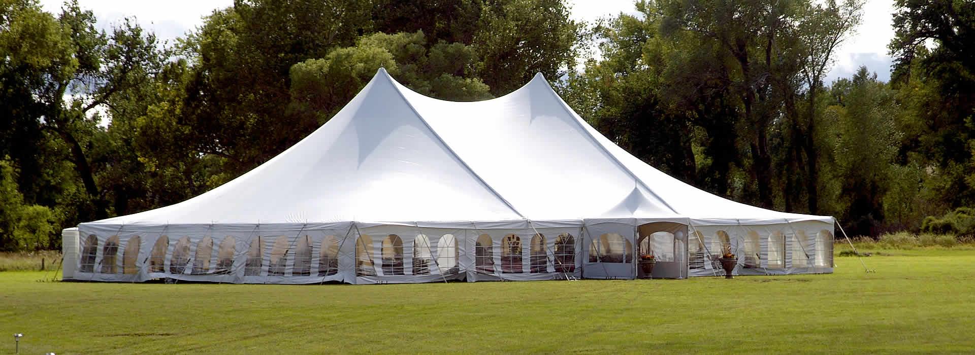 Peg & Pole Tents