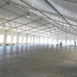 Aluminium-Tents