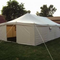 Refugee Tents