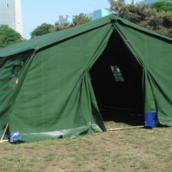 Refugee Tents