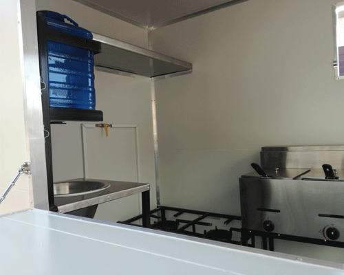 Mobile Kitchen Manufacturers in Durban