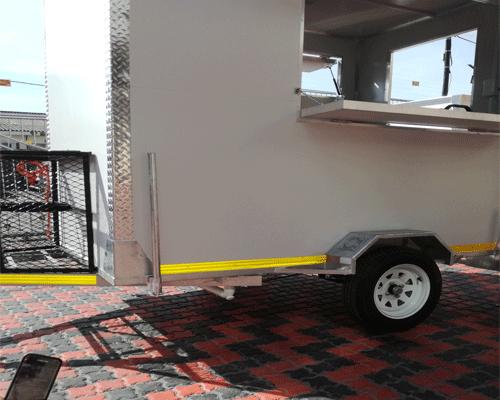 Mobile Kitchen Supplier