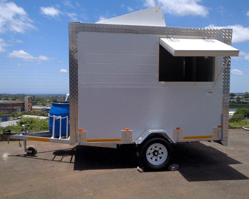 Mobile Kitchen Manufacturers
