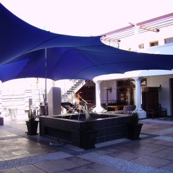 find stretch tents in South africa